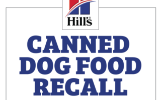 Hill's Canned Dog Food Recall